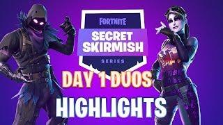[Highlights] Saf & Ronaldo Wins $500K Secret Skirmish Fortnite Tournament