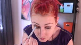 Tutoriel : Smokey eyes couleurs mattes|Yeux bleus Thumbnail