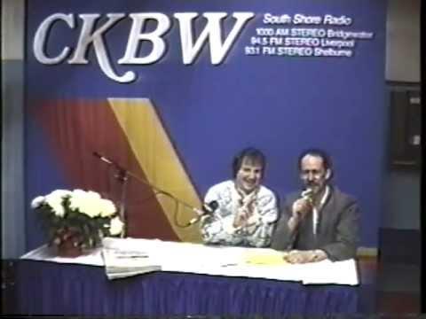 Bridgewater, Nova Scotia , Home and Trade Show 1989/1991