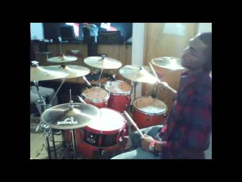 Marvin Sapp - Glory Drum Cover Jamal Sykes (@jay_drumz)