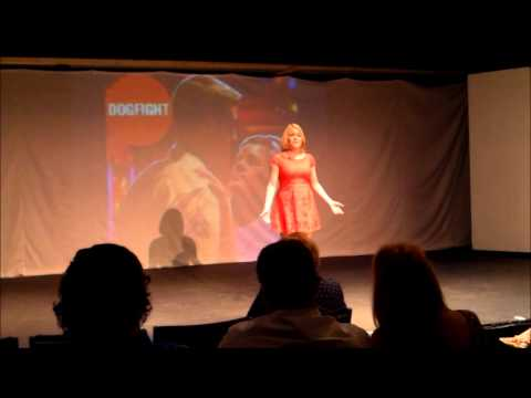 """Colleen Murphy - """"Pretty Funny"""" from DOGFIGHT"""