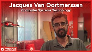 Jacques Van Oortmerssen | Computer Systems Technology |  Portuguese Version | Fanshawe International