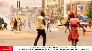 Video Intervention musclée des forces de sécurité à la marche du PNP à Lomé download MP3, 3GP, MP4, WEBM, AVI, FLV Oktober 2018
