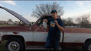 1977 Chevy C20 Dual Exhaust + Issues + Future Plans