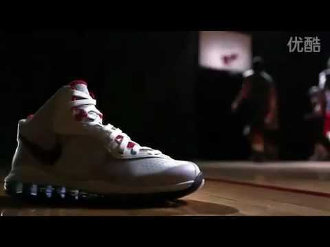 47d9a2098ff2 Nike LeBron 8 V2 - Lion. Commercial. - YouTube