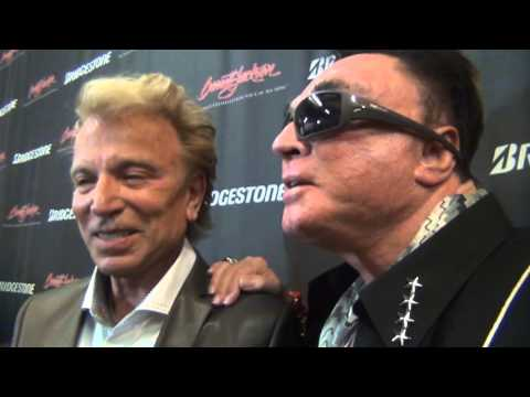 2013 Siegfried and Roy 10 year anniversary of tiger attack interview las vegas