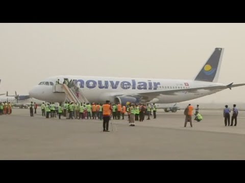 Thousands of Nigerians trapped in Libya repatriated
