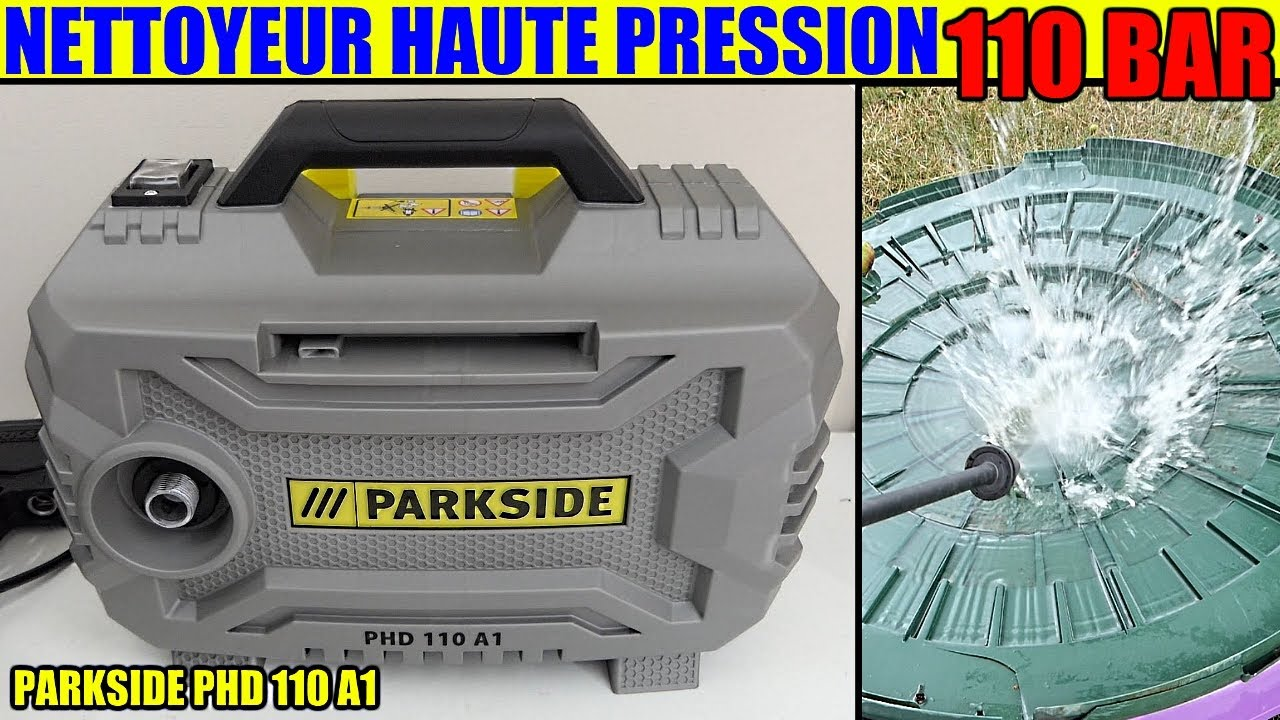 Parkside nettoyeur haute pression lidl phd 110 pressure for Idropulitrice parkside phd 150 opinioni