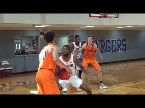 Oklahoma State Basketball Tulsa Memorial Practice   10222017