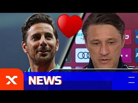 Niko Kovac vor Werder: Claudio Pizarro 'Identifikationsfigur' | SV Werder Bremen - FC Bayern München