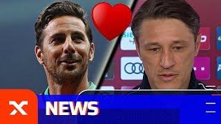 Niko Kovac vor Werder: Claudio Pizarro