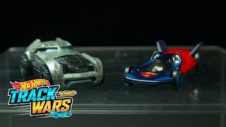 Baixar Edición especial: Batman v Superman | Track Wars | Hot Wheels