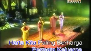 UNIC - Permata Keluarga (MTV Karaoke)