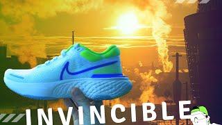 Nike ZoomX Invincible Run 21-mile Denver Snow Cyclone