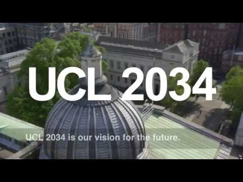 UCL 2034 Progress review 2017
