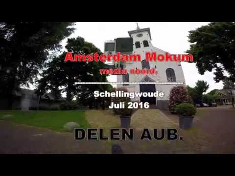 Amsterdam noord.        Schellingwoude    2016.