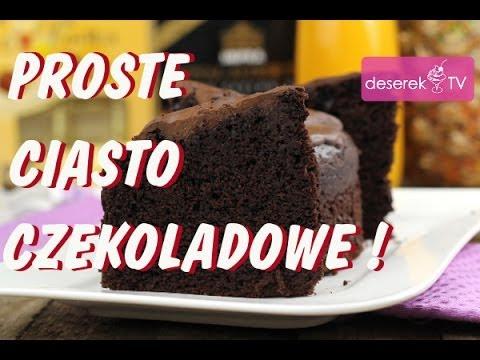 Ciasto Czekoladowe Przepis Od Deserek.TV