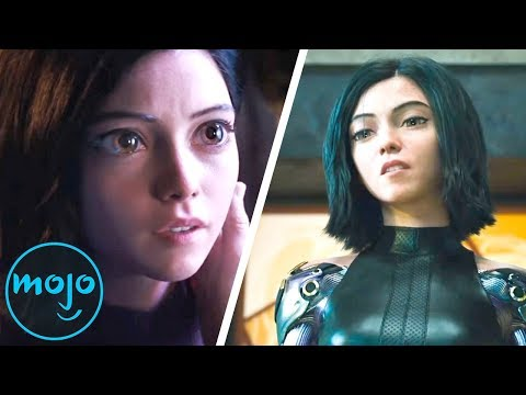 Top 10 Reasons Why Alita Battle Angel Might Actually Blow Peoples Minds