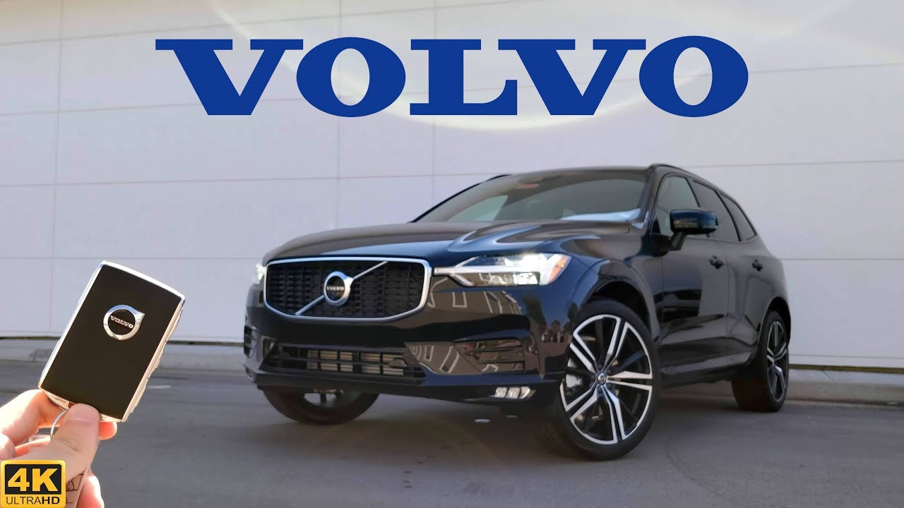 2020 volvo xc60  full review