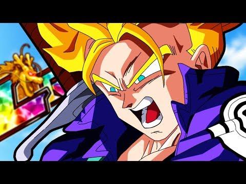 AGAIN?! LR SUPER SAIYAN TRUNKS MULTISUMMONS! Dragon Ball Z Dokkan Battle