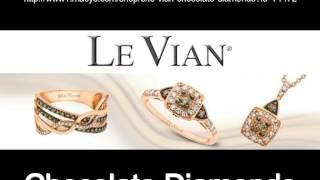 Fancy Colored Diamonds   Why Are Brown Diamonds Called Chocolate Diamonds