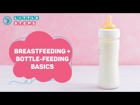 Little Steps Live - Feeding 101 For Pre-natal And Post-natal