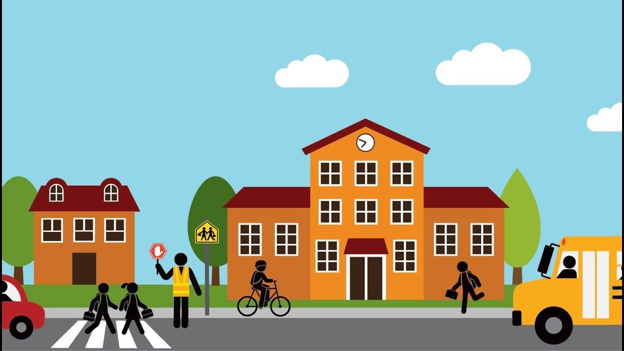 Back to School Safety | City of Hamilton, Ontario, Canada
