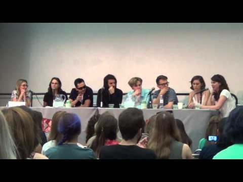 VidCon 2015- Jumping Into A Bigger Project panel!!!