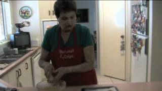 Marina's Kitchen - Almond Crescent Biscuits