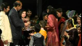 Saraswati Musical Classes(SMC) ANNUAL FUNCTION 18TH DEC 2011 PRIZE DISTRIBUTION LUCKNOW U.P. (INDIA)