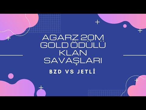 AgarZ.com Klan Savaşları 8. Eleme Turu BZD Vs JETLİ