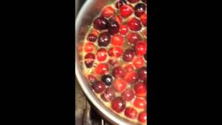How To Make Cranberry Sauce (nantucket Style)