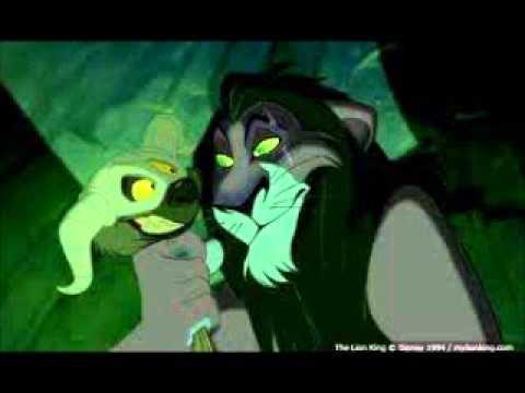 The Lion King-Be Prepared Lyrics - YouTube