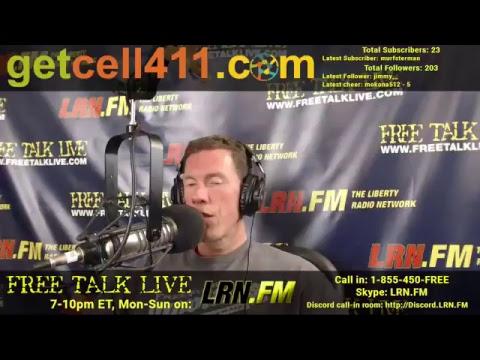 Free Talk Live 2018-02-28