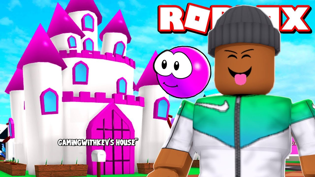 I Buy A Giant Castle In Roblox Meep City Youtube My New Meep City Castle Tour In Roblox Youtube