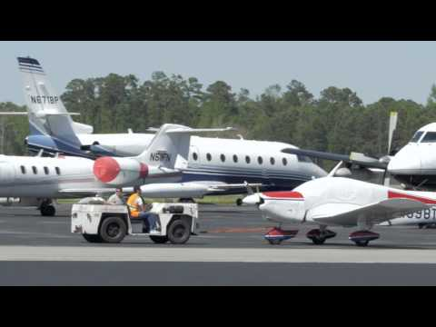 The Economic Impact of North Carolina's Airports
