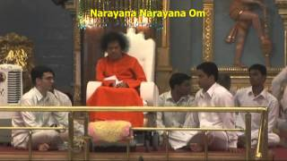 Arathi - Prashanti Mandir Bhajans (Subt. Español)
