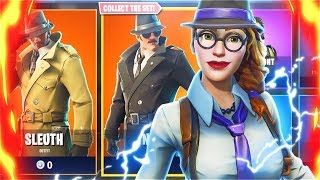 HOW TO GET THE SKIN OF NOIR FREE IN FORTNITE (FREE PAVOS) *TIP* FREE DETECTIVE SKIN