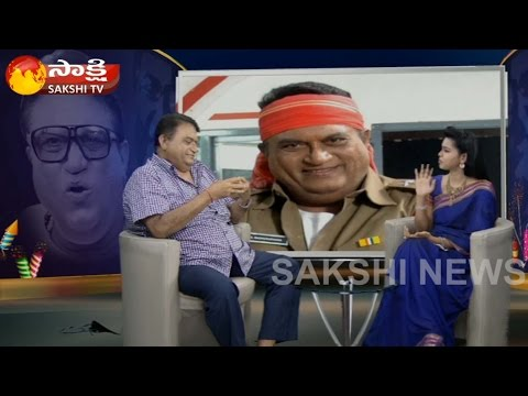 Saradagakasepu Chit-Chat With Jaya Prakash Reddy || Sakshi Special