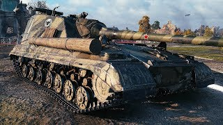 Object 268 V4 - CITY GUARDIAN - World of Tanks Gameplay