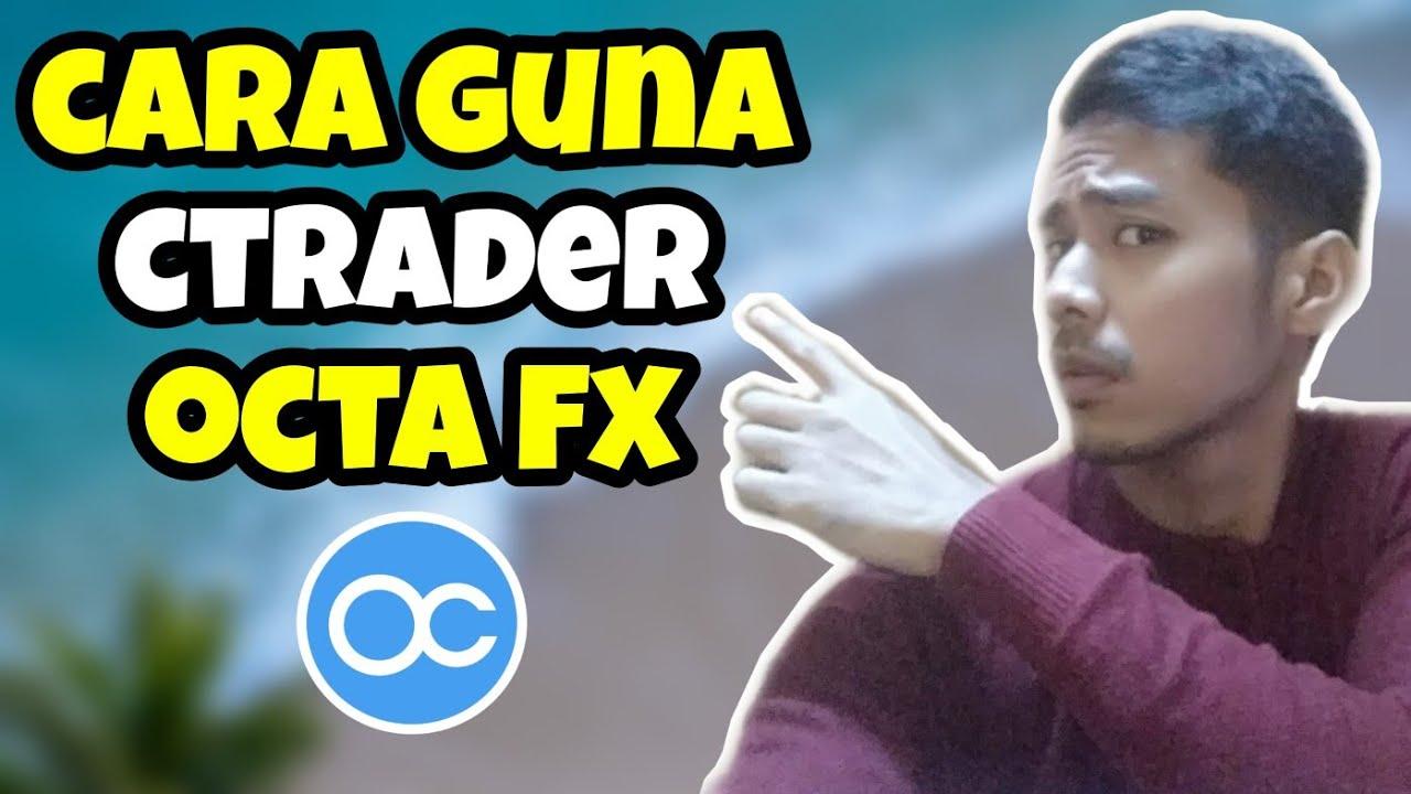 Cara Guna Ctrader Octa Fx Forex Malaysia 2020 Youtube
