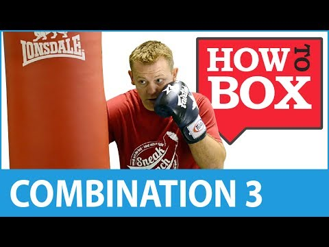Punch Bag Combination 3 - Boxing Workout