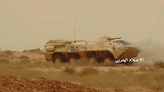 Йемен. +18. 05.04.2018.  ВС Йемена и хуситы уничтожили колонну ВС Судана в пустыне Миди