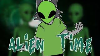 Gambar cover Alien Time (meme)