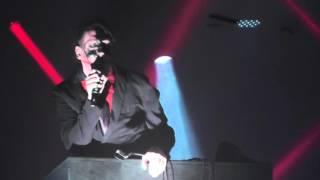 Marilyn Manson - Antichrist Superstar - live Berlin 06.11.2015