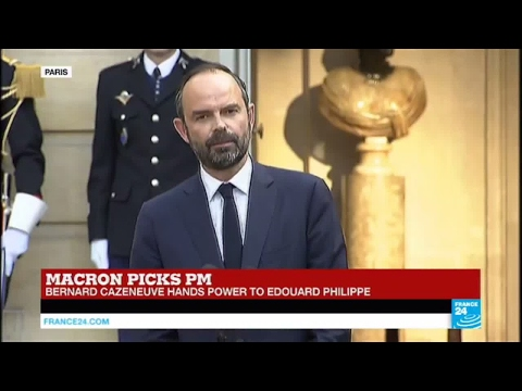 France: Watch Édouard Philippe's first speech as Prime Minister