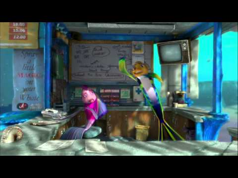 Shark Tale - Trailer thumbnail
