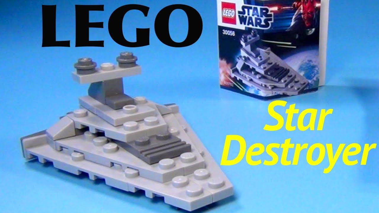 NEU//OVP Polybag LEGO® Star Destroyer Star Wars™ 30056