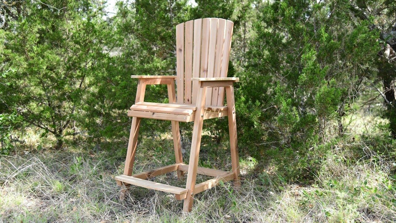 Build An Adirondack Chair You