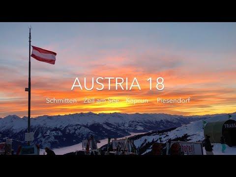 AUSTRIA 2018 - Skiing Trip to Zell am See, Schmittenhöhe